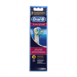 Oral b brossettes floss action - x3