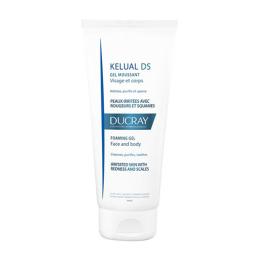 Kelual DS Gel moussant visage et corps - 200ml