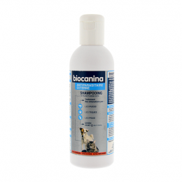 Biocanina  shampooing anti-parasitaire externe - 200ml