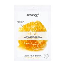 Eco Secret Masque visage Hydratant à l'extrait naturel de Miel