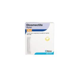 Diosmectite 3g Mylan - 30 sachets
