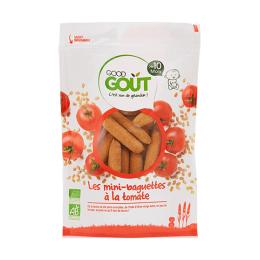 Good Gout Mini-baguettes à la tomate - 70g