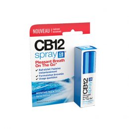 CB12 spray buccal menthe - 15ml