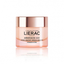 Lierac Arkéskin crème confort rééquilibrante jour - 50ml