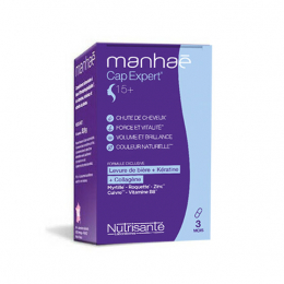 Manhaé Cap Expert - 120 gélules