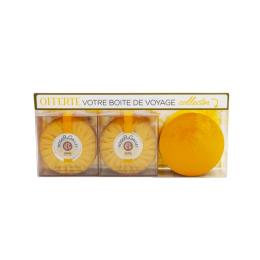 Roger Gallet coffret 2 savons parfumés bois d'Orange - 2x100g