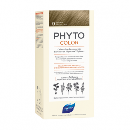 Phyto Phytocolor Kit de coloration permanente  9 Blond très clair
