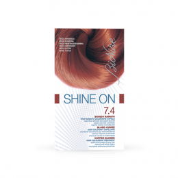 Bionike Shine on soin coloration - 7.4 Blond cuivre