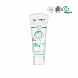 Lavera Dentifrice Sensitive & repair BIO - 75ml