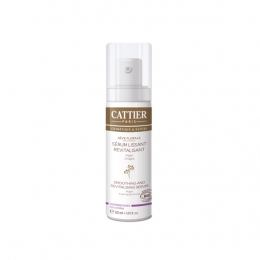 Cattier sérum lissant revitalisant bio - 30ml