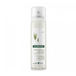 Klorane shampooing sec extra-doux au lait d'avoine - 150ml