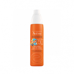 Avene spray SPF50+ enfant visage & corps - 200ml