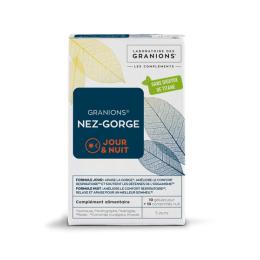 Granions Nez et gorges - 20 comprimés