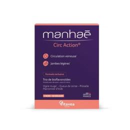 Manhaé Circ Action - 30 gélules