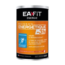 Boisson energetique -3h saveur orange - 500g