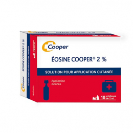 Cooper Eosine 2% - 10x2ml