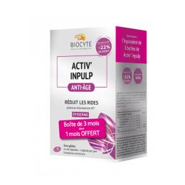 Biocyte Activ'inpulp anti-âge - 3x30 capsules