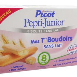Picot Pepti Junior Biscuits Sans Lait X 24