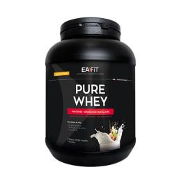 Eafit Pure whey vanille noisette - 750g
