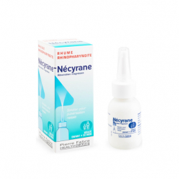 Necyrane solution nasale - 10 ml
