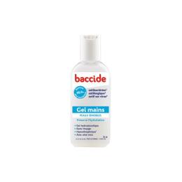 Baccide Gel mains peaux sensibles - 75ml