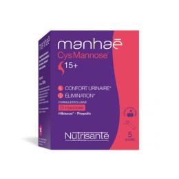 Manhaé Cys Mannose - 10 sticks