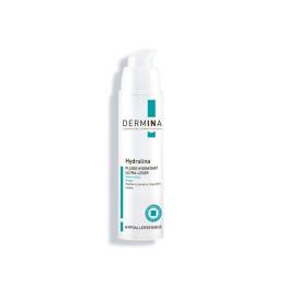 Dermina Hydralina Fluide hydratant Ultra-léger -50ml