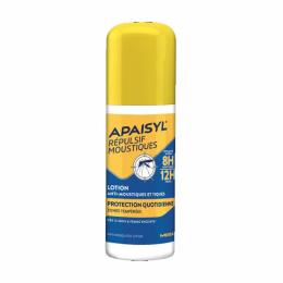 Apaisyl répulsif moustiques protection quotidienne - 90ml
