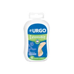 URGO extensible Pansement protecteur - 48 pansements