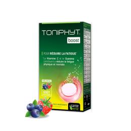 Santé verte Toniphyt boost Fruits rouges - 30 capsules