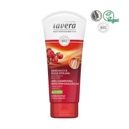 Lavera Après-shampooing protection couleur & soin BIO - 250ml