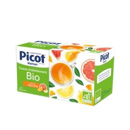 Picot Tisane Alaissement BIO Agrumes - 20 sachets