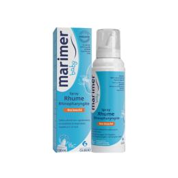 Marimer Baby Spray Rhume Rhinopharyngite - 100ml