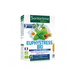 Santarome Euphystress BIO - 20 ampoules