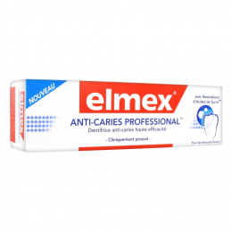 Dentifrice anti-caries Professional - 75ml