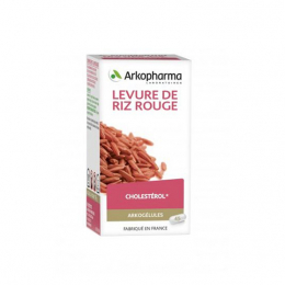 Arkopharma Arkogélules levure de riz rouge - 45 gélules