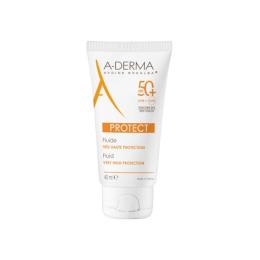 A-Derma Protect Fluide SPF50+ - 40ml