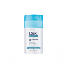 Etiaxil déodorant anti-transpirant 48h peaux sensibles - 40ml