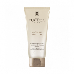 René Furterer Absolue Kératine shampooing-soin - 200ml