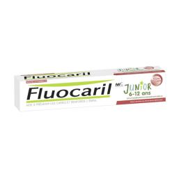 Fluocaril Dentifrice Junior Gel Fruits Rouges 145mg  - 75ml