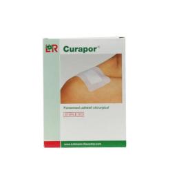 Curapor Pansement adhésif Chirurgical - 10x20cm - 10 pansements