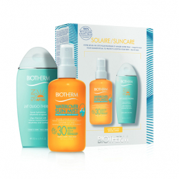 Biotherm Solaire Waterlover Brume SPF30 - 200ml + Lait Oligo-thermal - 200ml