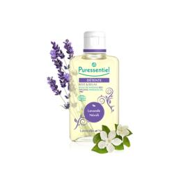 Puressentiel huile de massage lavande bio - 100ml