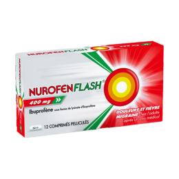 Nurofenflash 400mg  - 12 Comprimés Pélliculés