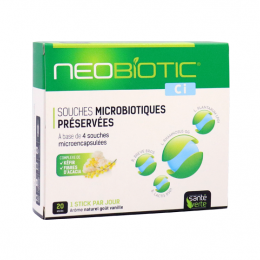Neobiotic Ci - x20 sticks