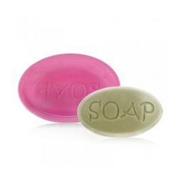 MyCosmetik Moule à savon ovale en silicone