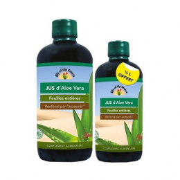 Lily of the desert jus d'Aloe Vera - 946ml + 500ml