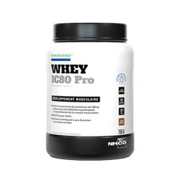 NHCO Whey IC80 pro saveur chocolat - 750g