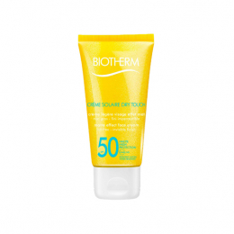 Biotherm crème solaire dry touch spf50 - 50ml