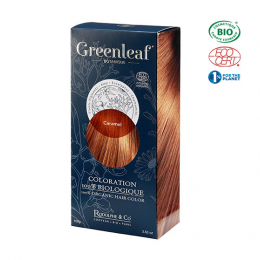 Greenleaf botanique Coloration BIO Caramel - 100g